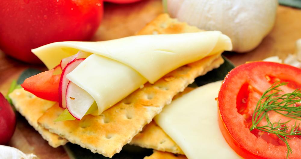 Bocadillos de queso manchego