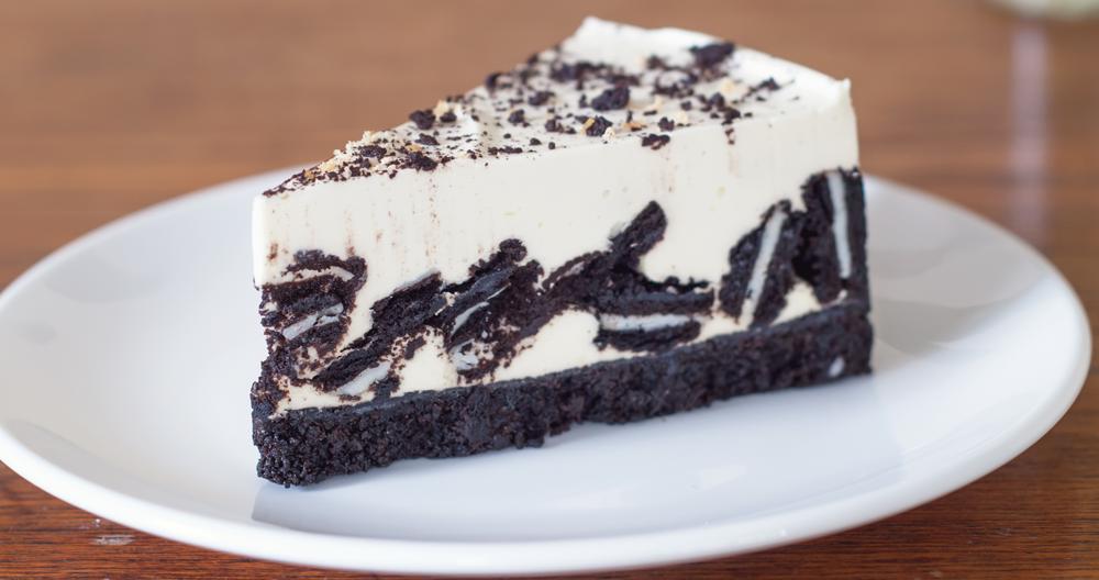 Cheesecake de galleta