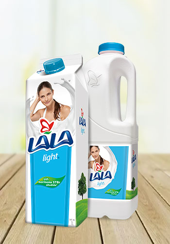 Leche Light LALA