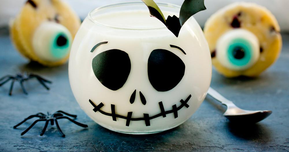 Gelatina Jack con leche Lala