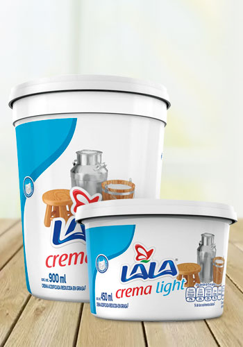 Crema LALA Light