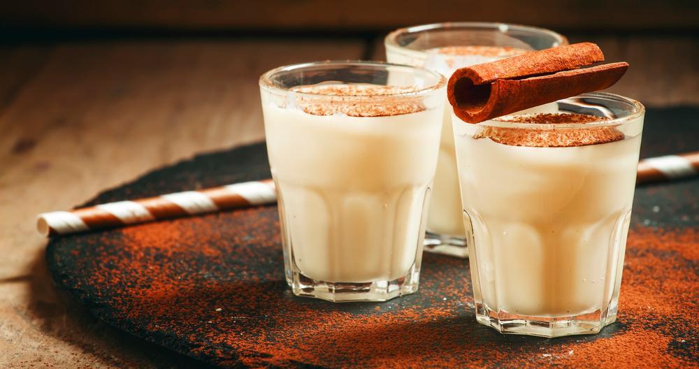 Ponche de crema con leche Lala