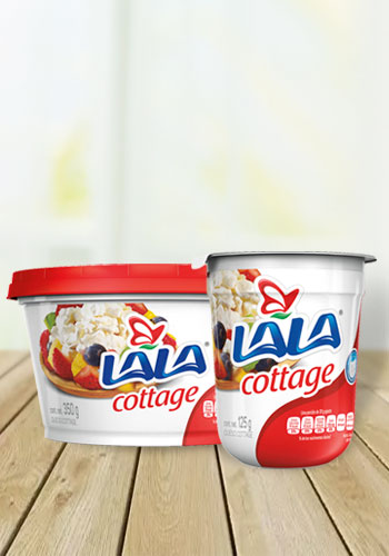 Queso Cottage LALA