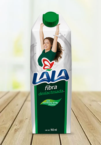 Leche Deslactosada LALA
