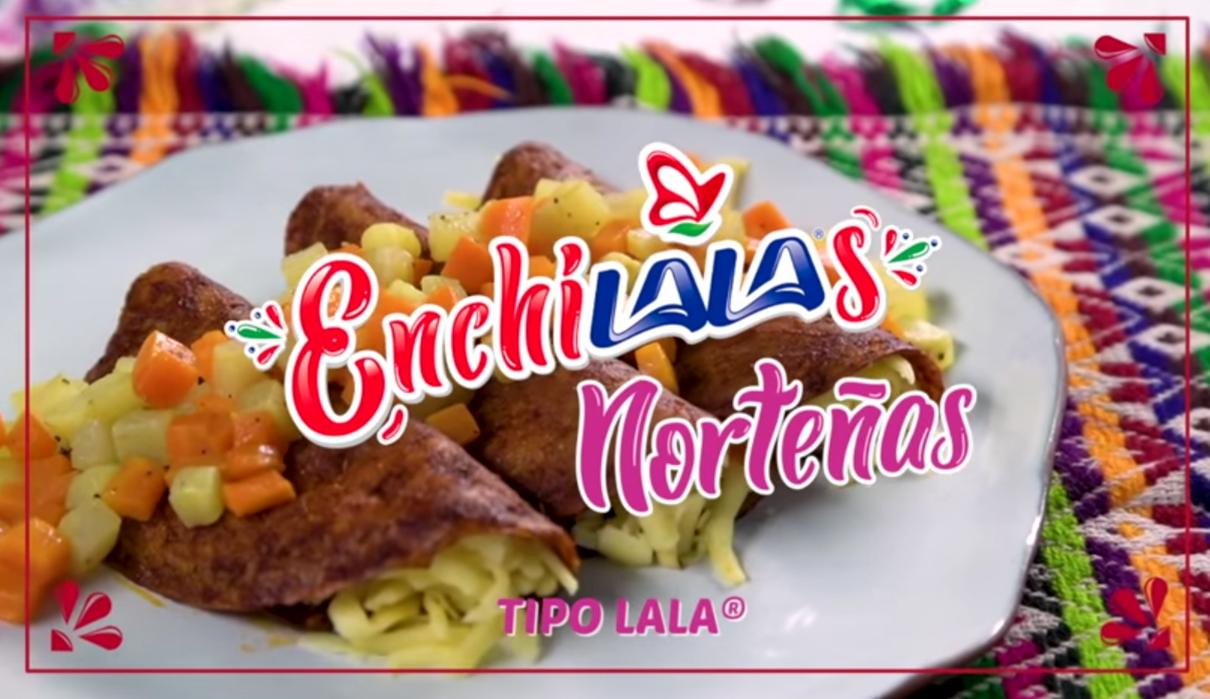 Enchiladas Norteñas (Estilo Nuevo León)